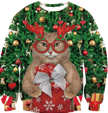 sweater cats