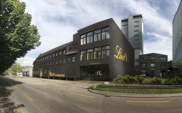 Lindt factory in Olten