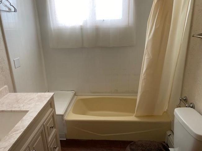 bad bathroom