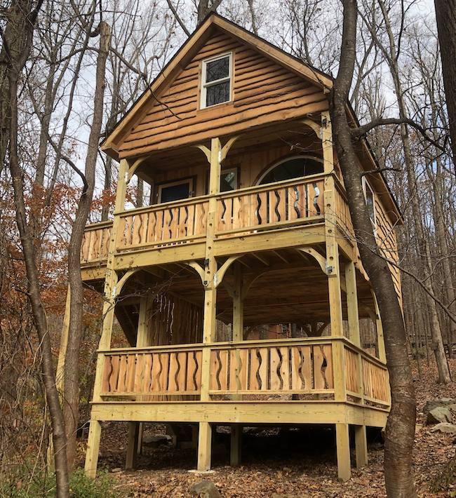 Firefly Treehouse