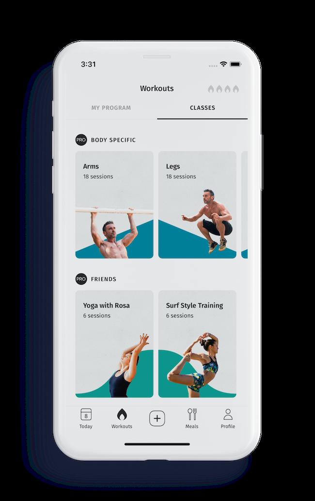 8fit fitness app
