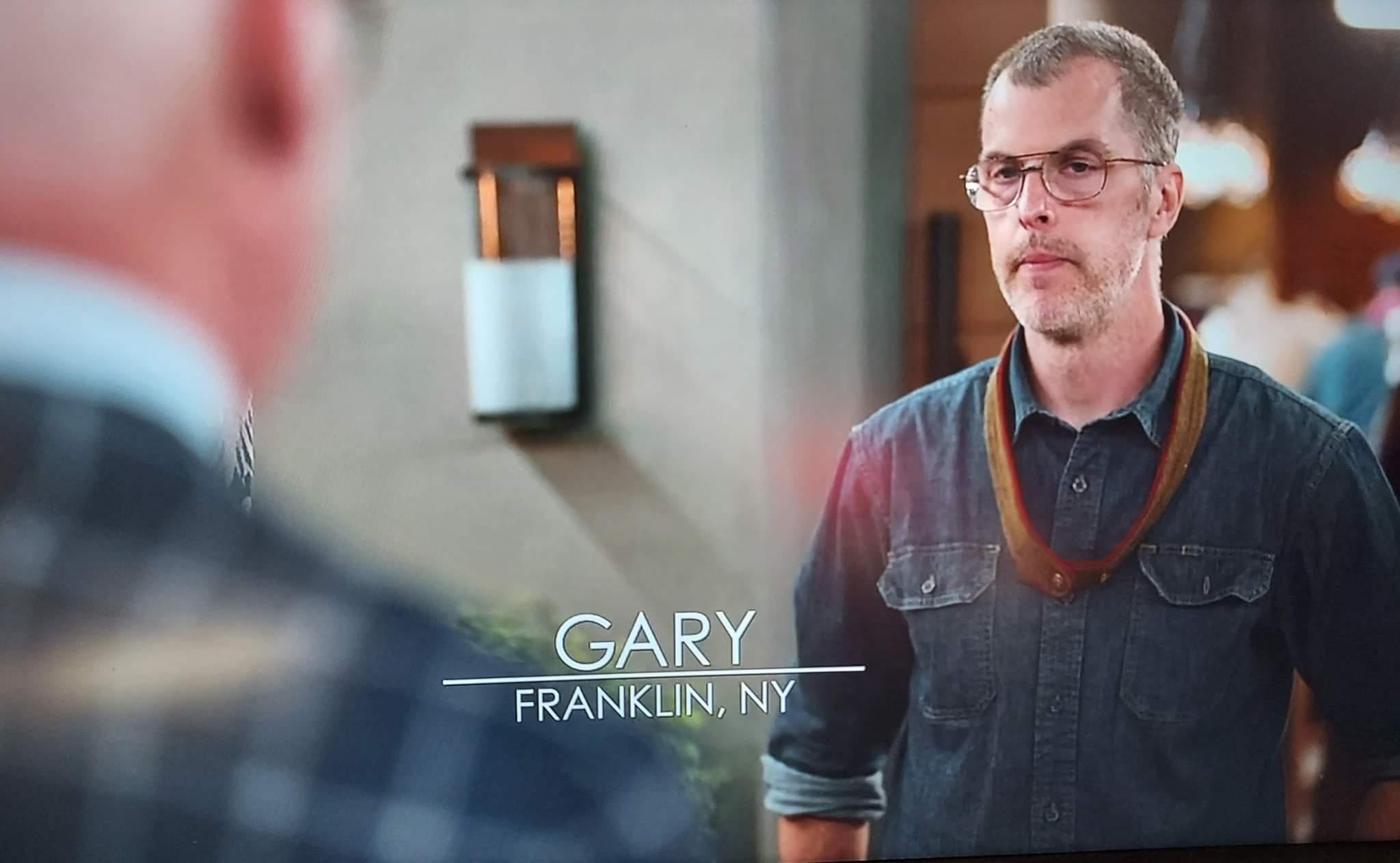 Gary Amazon Making the Cut