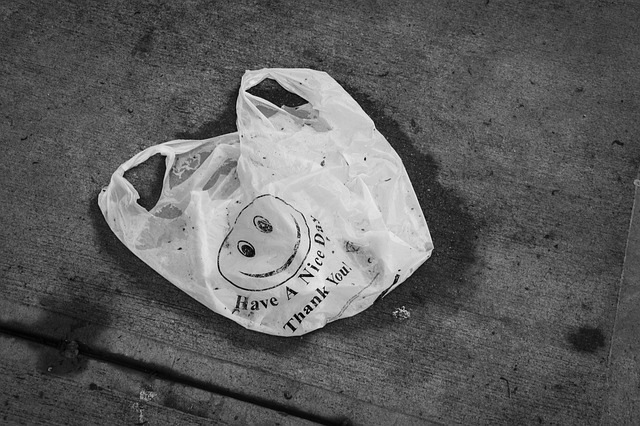 Plastic bag, Have a nice day.