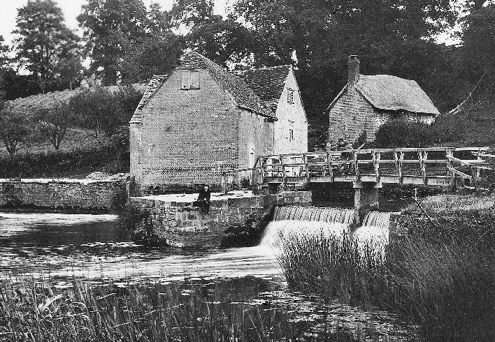 Sturminster Newton Mill 1925