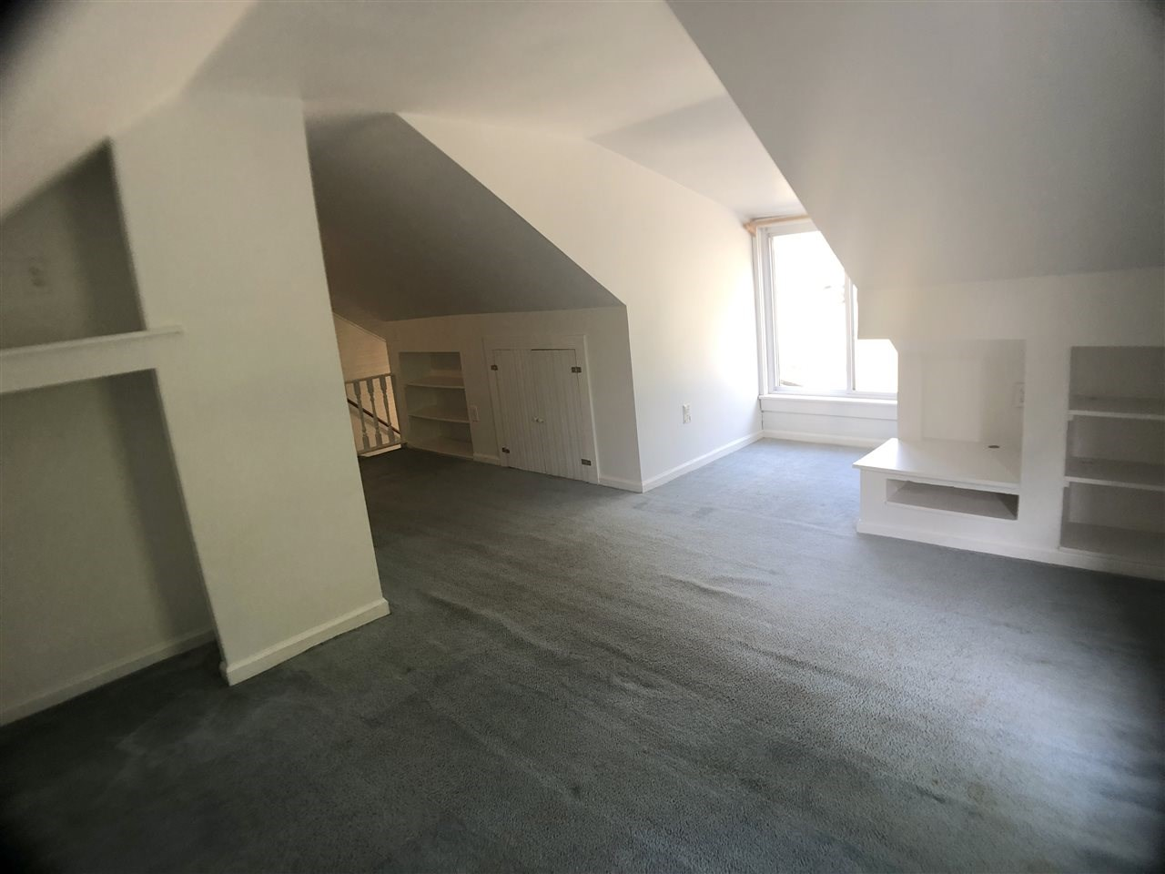 loft, bedroom