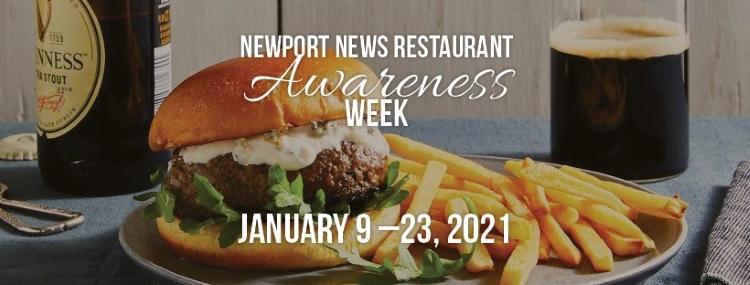 Newport News Restaurant Awareness Week