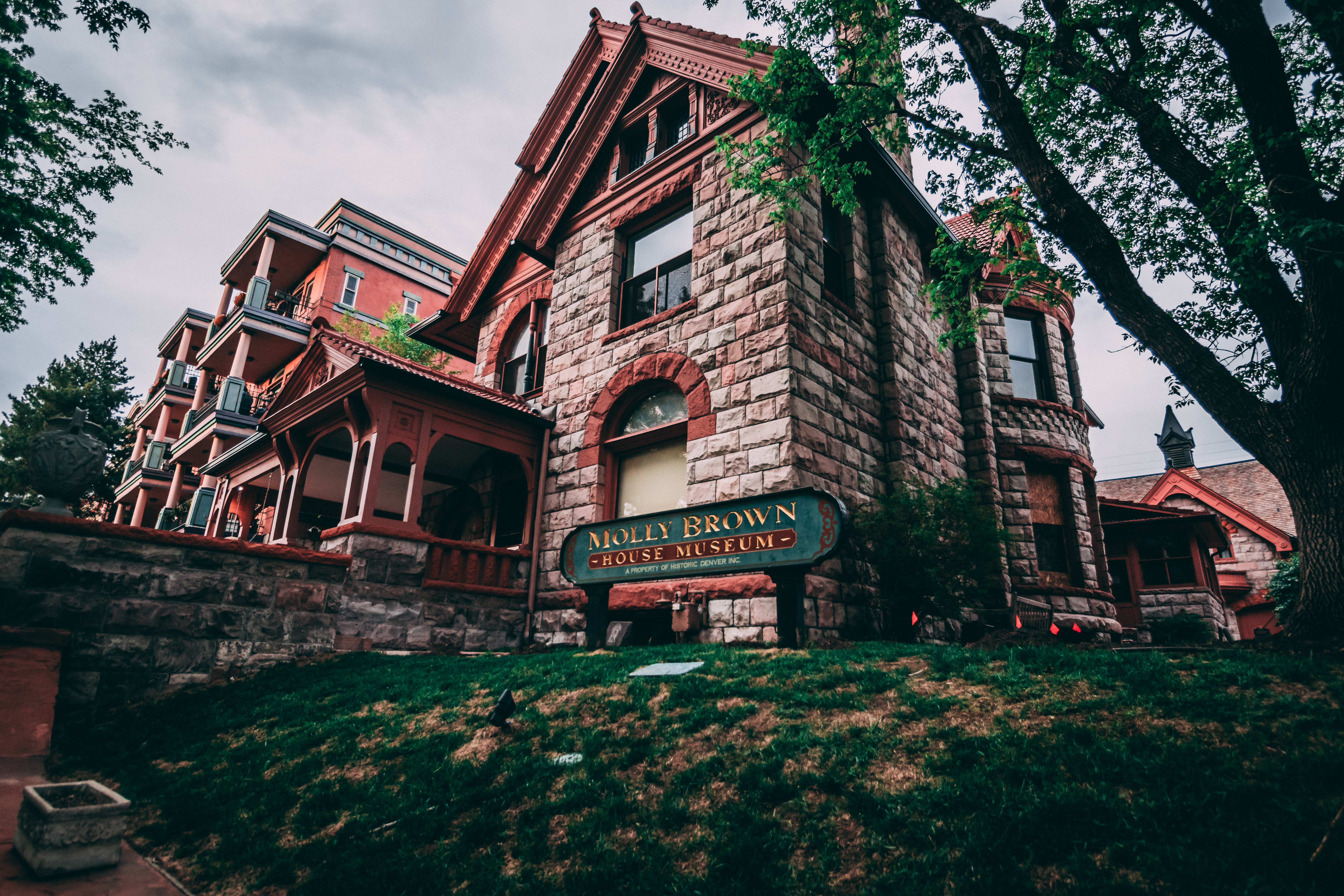 molly brown house, free-admission days