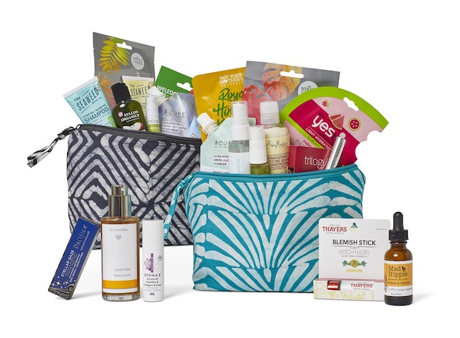 Whole Foods 2020 beauty bags