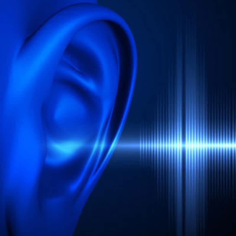 Ear Sonar Sound