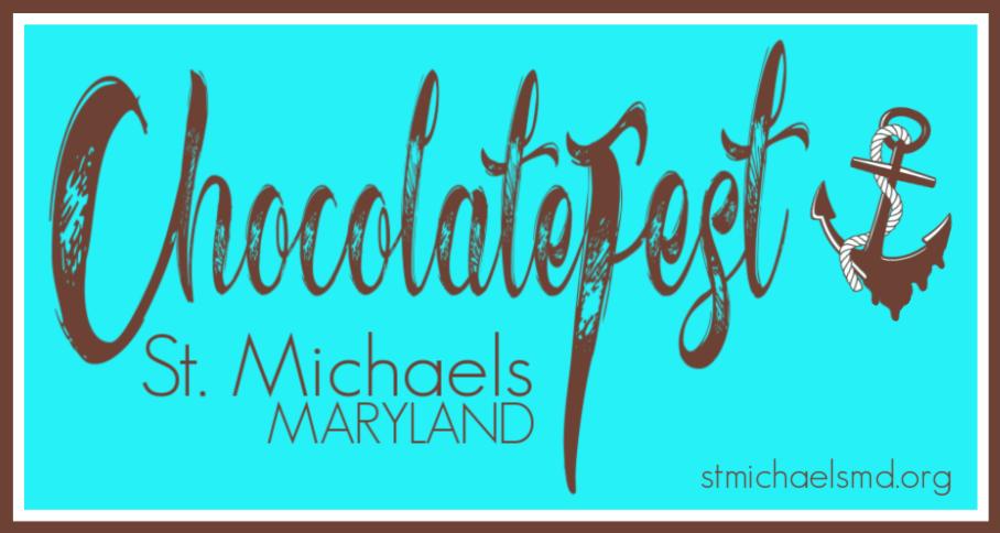 st michaels chocolatefest