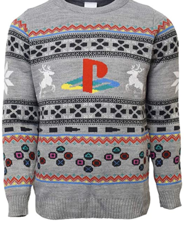 sweater video game