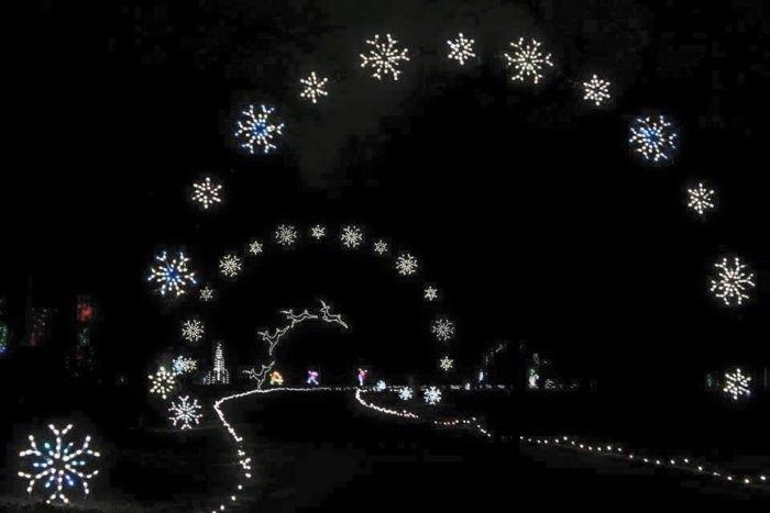 Walkway of Lights