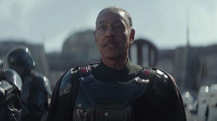 Giancarlo Esposito as Moff Gideon