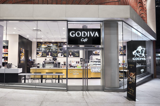 Godiva Café New York City
