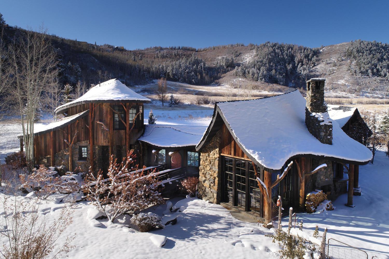 Woody Creek Estate house