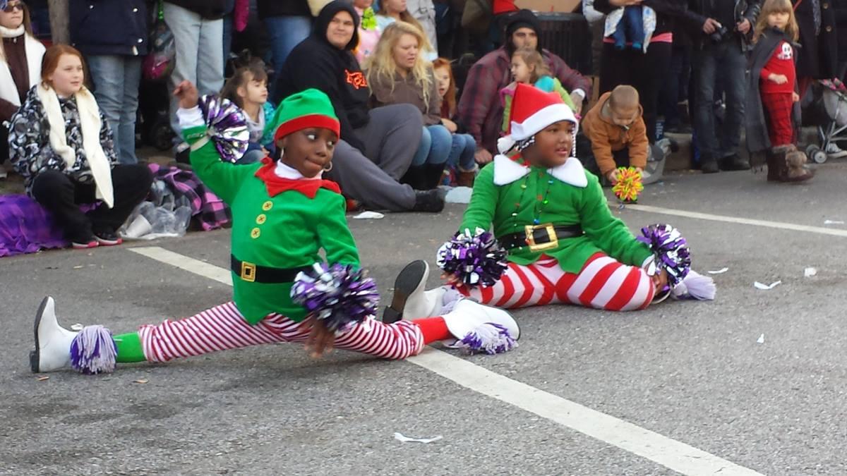 Christmas Parade Route 2020 Topeka Ks The 2020 Baltimore Mayor's Christmas Parade in Hampden Has Been