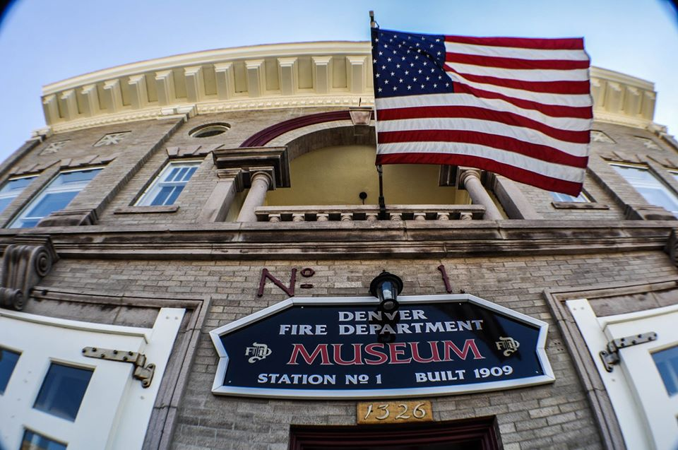 denver firefighters museum, things to do in denver this week