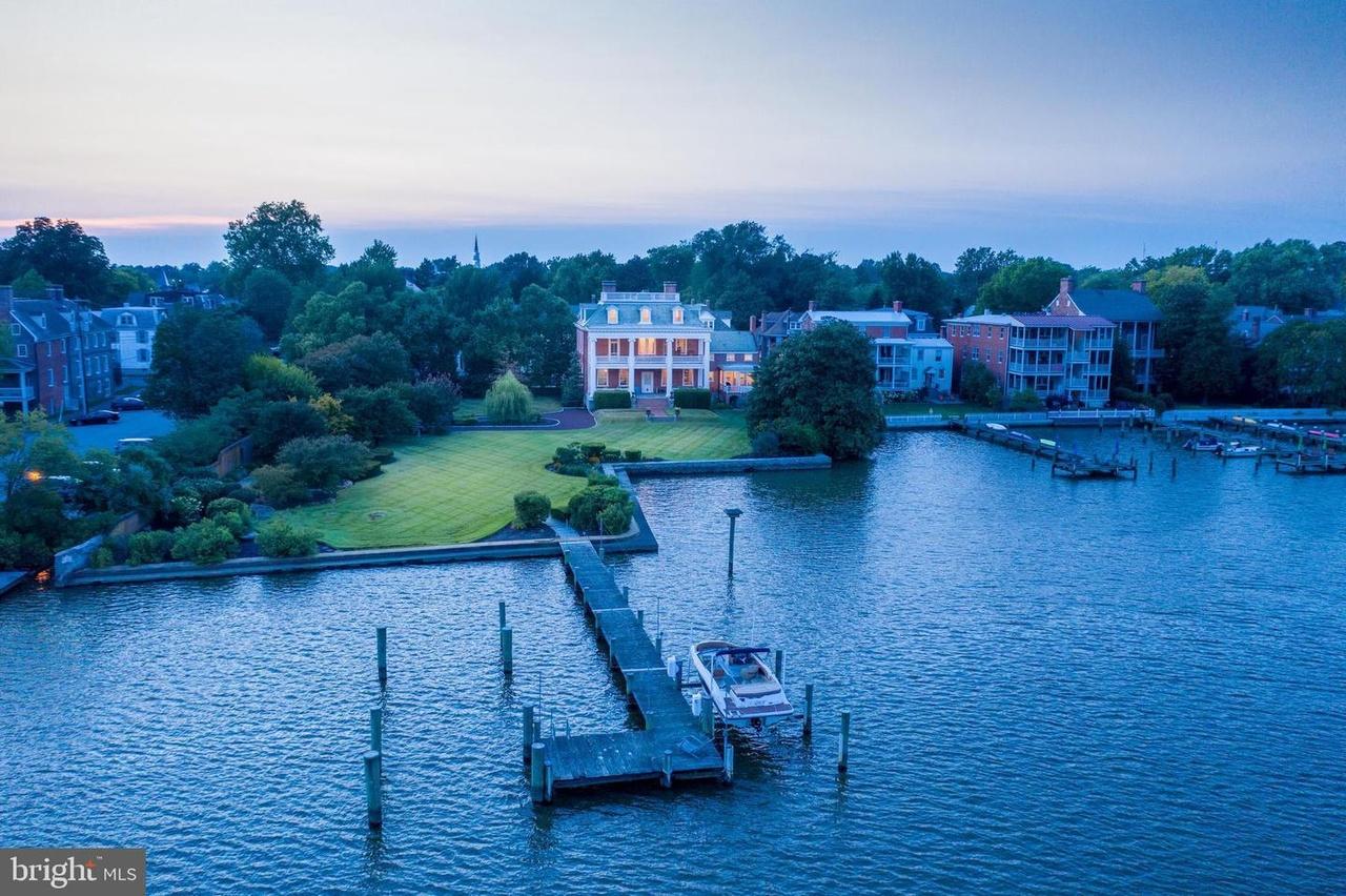 house, dock