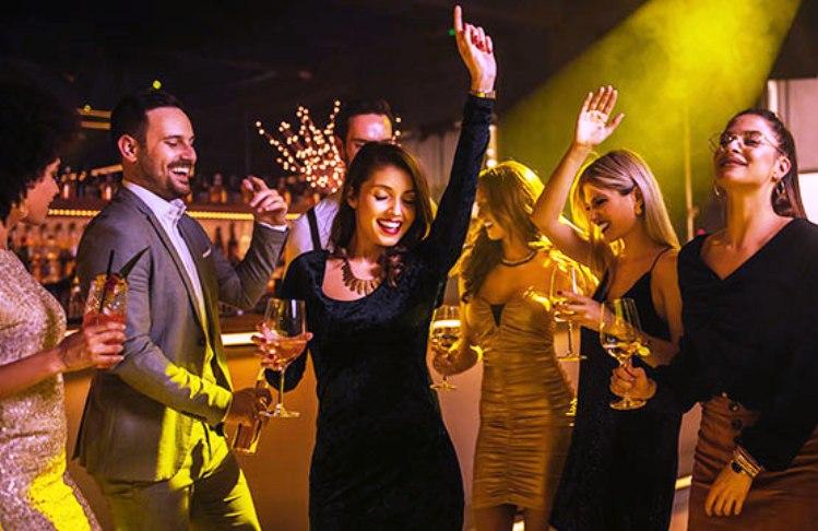 New Year's Eve Extravaganza at the Hilton Main Norfolk