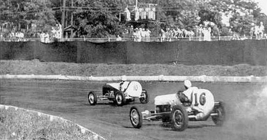 Lakewood Speedway in 1937