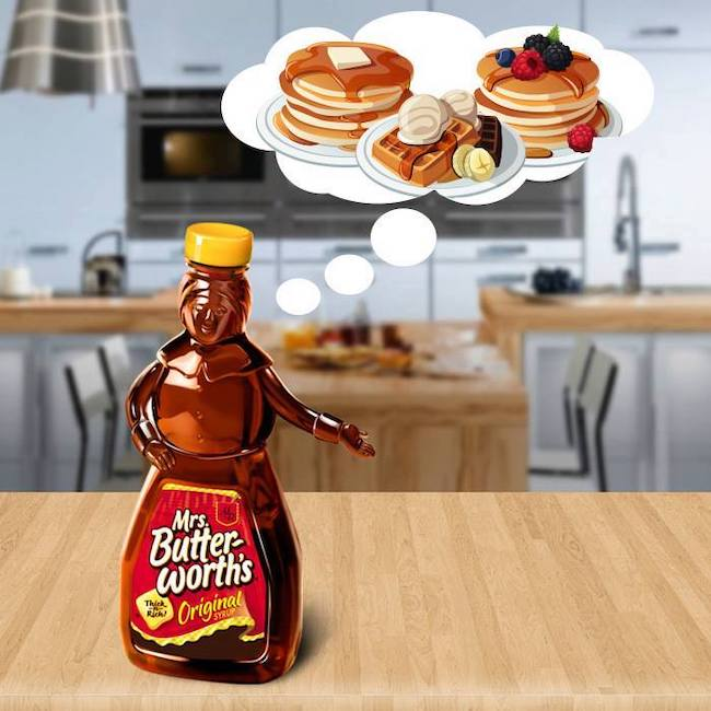 Mrs. Buttersworth's Syrup