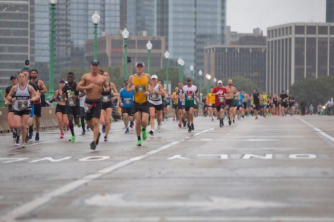 Runners compete in 2019 Marine Corps Marathon