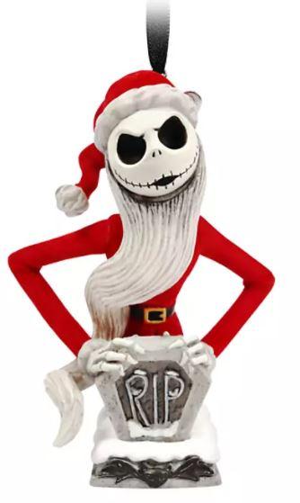 skull santa claus