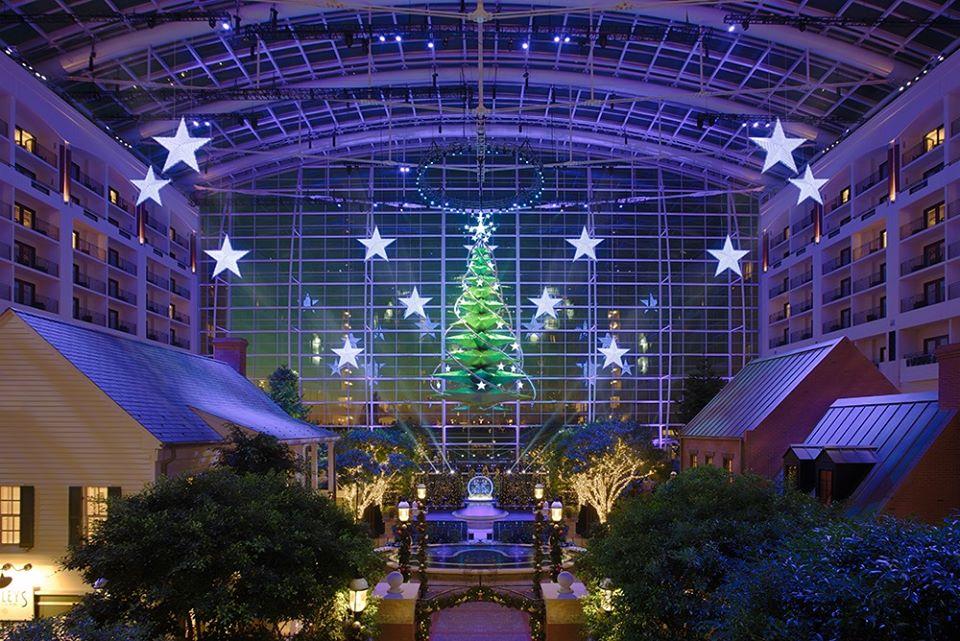 Christmas tree, National Harbor
