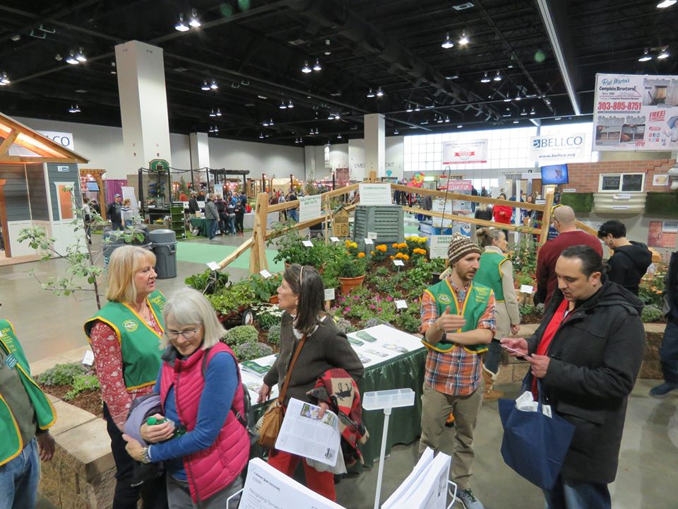colorado garden and home show, things to do in denver this weekend