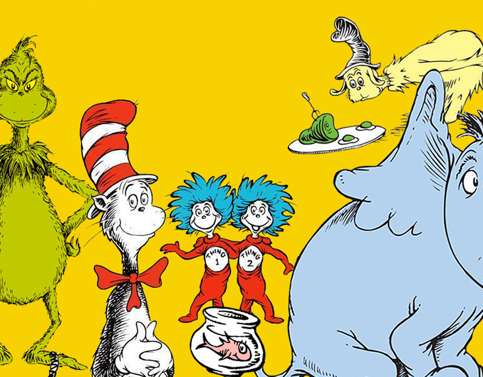 12 Wacky Tacky Products To Help You Celebrate Dr Seuss Day On March 2