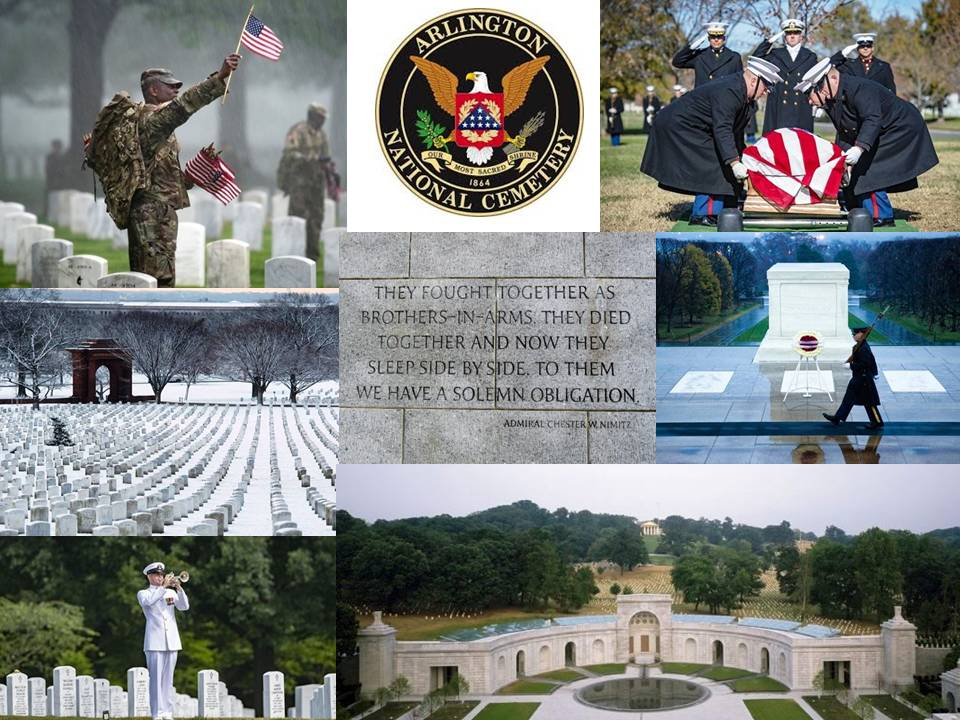 Arlington National Cemetery 100% ID Checks