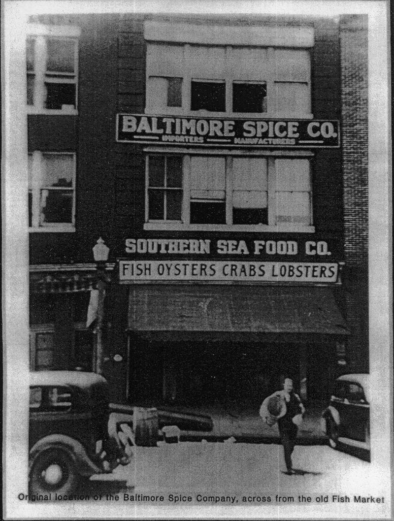 baltimore spice company