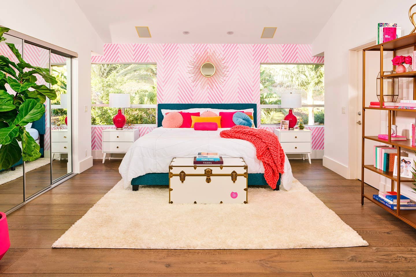 Barbie's Malibu Dreamhouse Airbnb