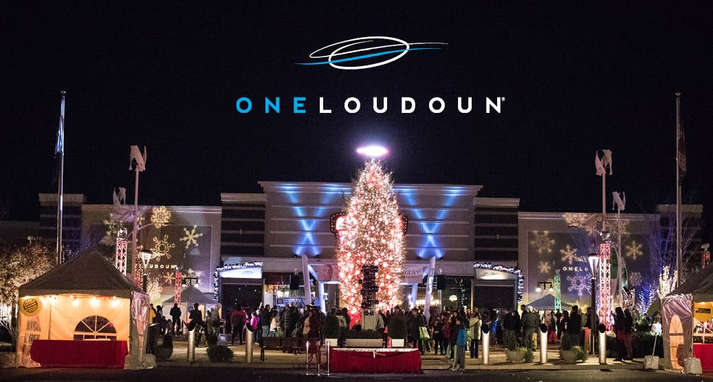 OneLoudoun Christmas Tree
