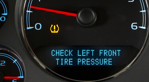 tire pressure light