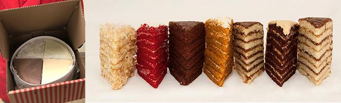 Smith Island Cake varieties