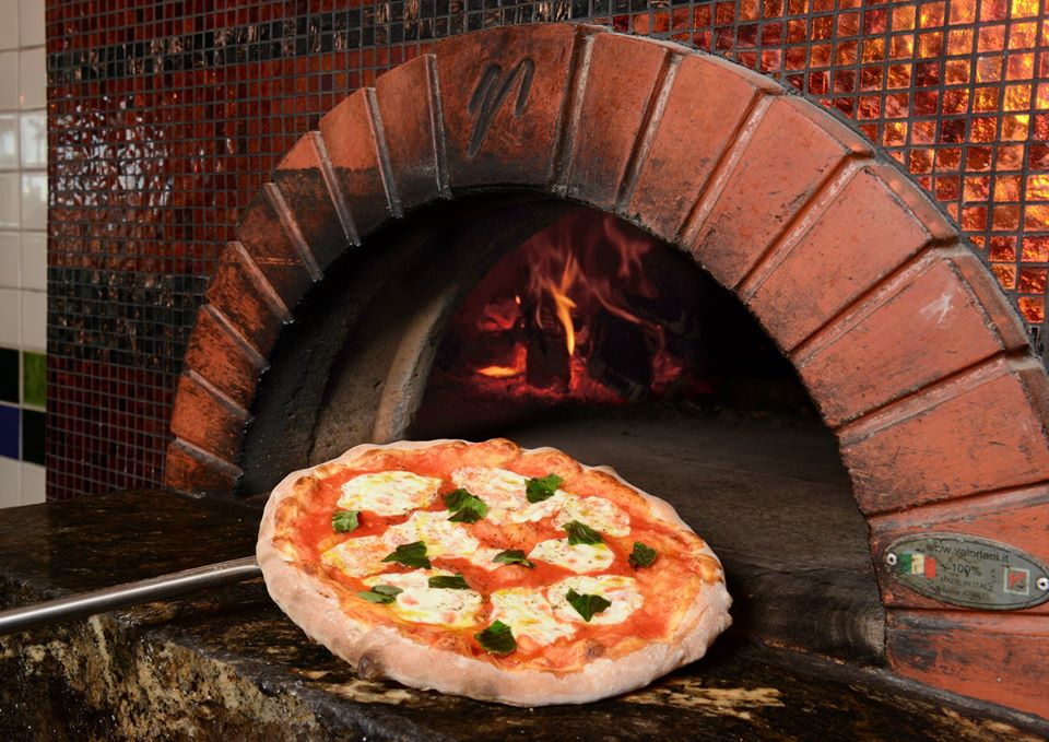 pizza, oven