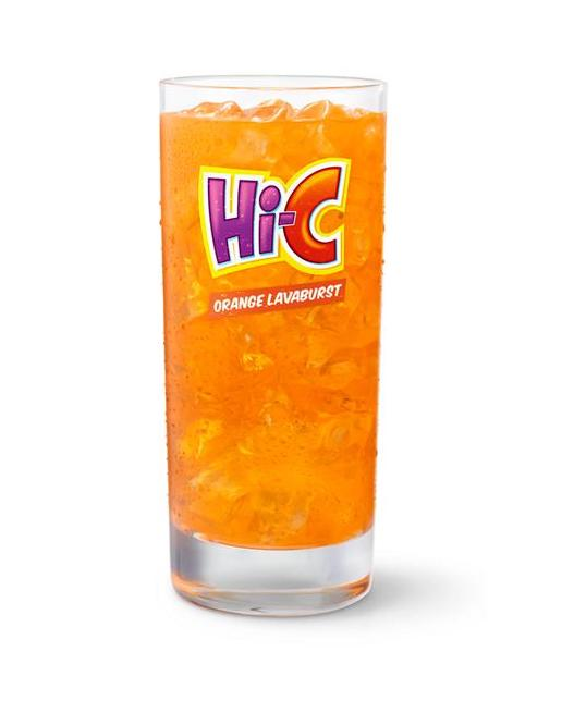 HI-C Orange Lavaburst