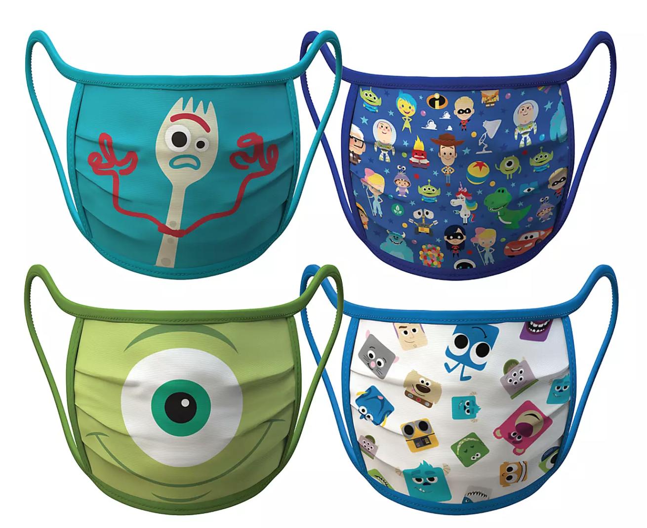 Pixar masks