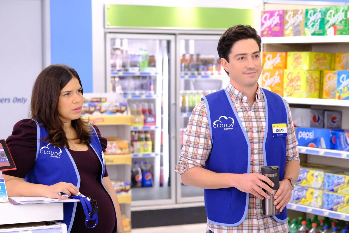 tv show cancellations and renewals, superstore