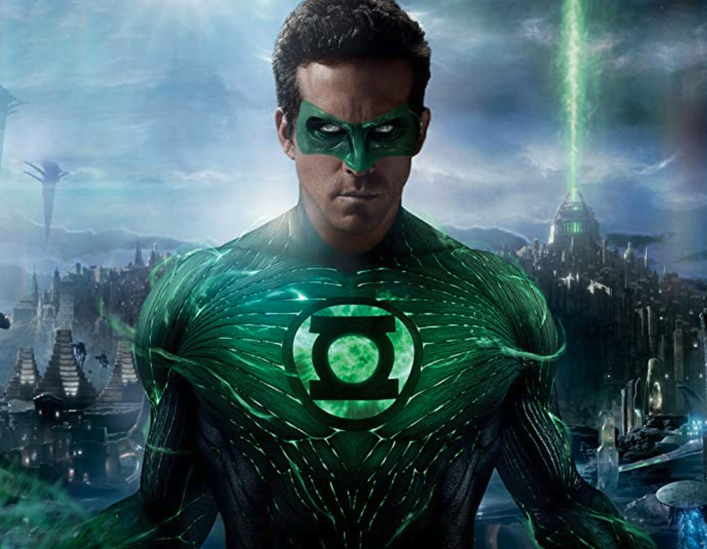 green lantern coming to amazon prime video