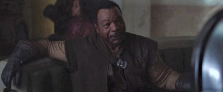 Carl Weathers as Greef Karga