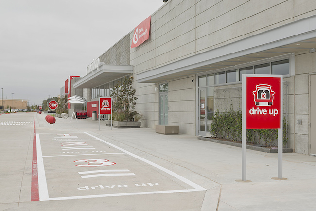 A Target store in Richmond, TX