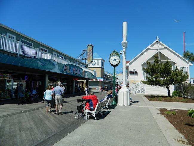 File image of Ocean City Boardwalk