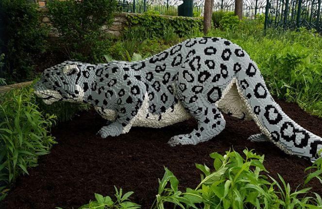 denver zoo lego