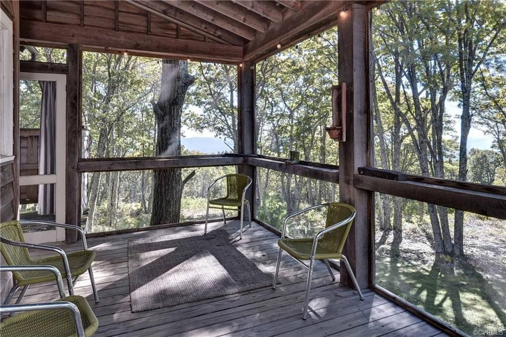 sun room, porch
