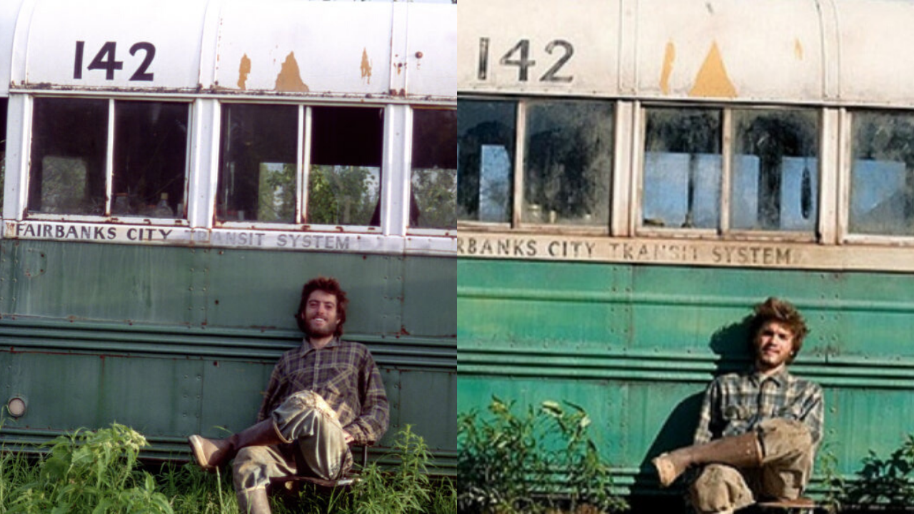 into the wild, christopher mccandless