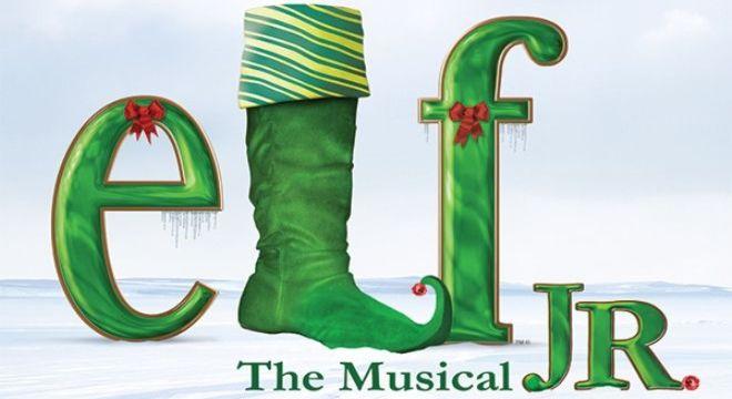 Elf The Musical, Jr. Banner