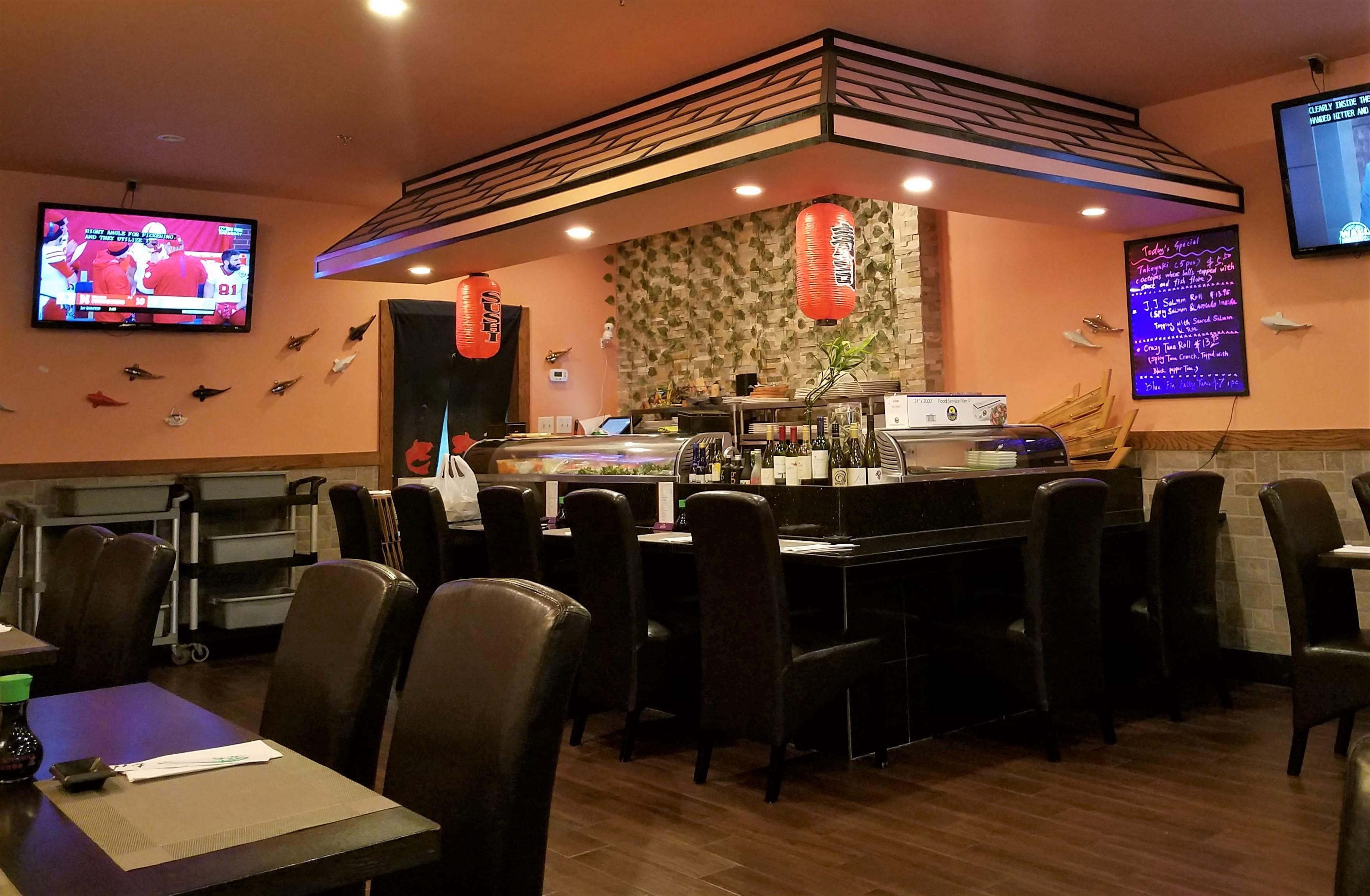 Taiko sushi bar