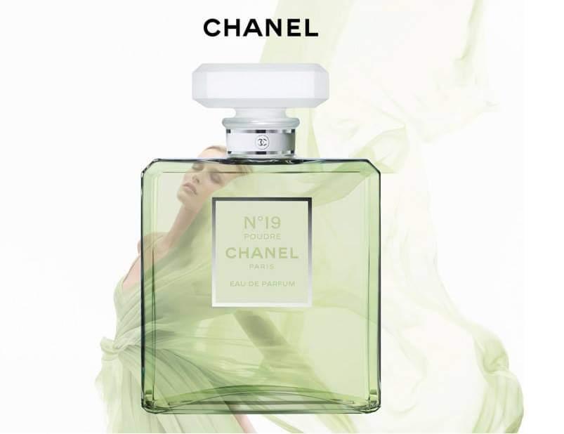 Chanel No. 19 Poudre